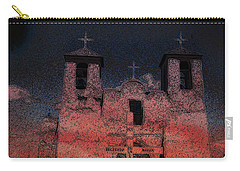 Carry-all Pouch featuring the digital art This  by Cathy Anderson
