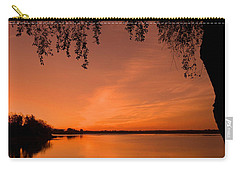 Carry-all Pouch featuring the photograph This Is A New Day ... by Juergen Weiss