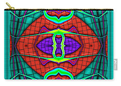 This Rough Magic 2 Carry-all Pouch by Wendy J St Christopher