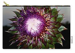 Thistle Night Carry-all Pouch