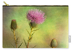 Thistle Carry-all Pouch