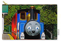Carry-all Pouch featuring the photograph Thomas by Sher Nasser