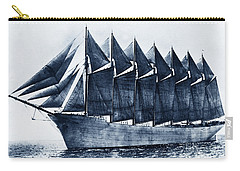 Thomas W. Lawson Seven-masted Schooner 1902 Carry-all Pouch