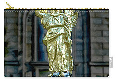 Thomas Wolfe Memorial Angel Carry-all Pouch