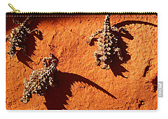 Thorny Devils Carry-all Pouch