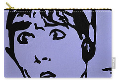 Thoroughly Modern Millie Carry-all Pouch by Alys Caviness-Gober