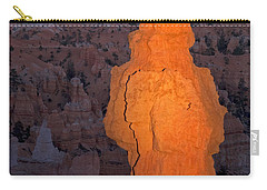 Thors Hammer Sunset Point Bryce Canyon National Park Carry-all Pouch
