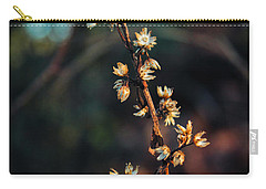 Carry-all Pouch featuring the photograph Thread Of Hope by Jessica Brawley