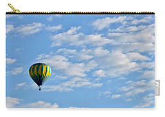 Three Beautiful Balloons In Cortez Carry-all Pouch