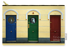 Three Doors Carry-all Pouch