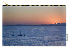 Carry-all Pouch featuring the photograph Three Dreams by Steven Sparks