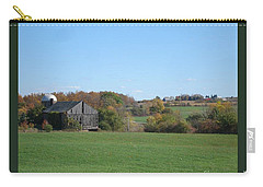 Three Farms In Autumn Carry-all Pouch
