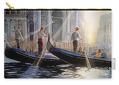 Three Gondoliers Carry-all Pouch