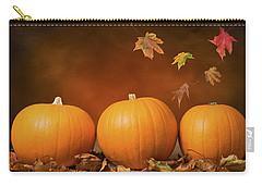 Pumpkin Carry-All Pouches