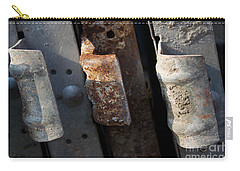Three Shades Of Rust Carry-all Pouch