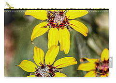 Three Sister Wildflowers Carry-all Pouch