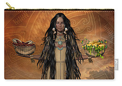 Three Sisters Carry-all Pouch by Shanina Conway