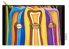 Three Wise Men Follow The Star Carry-all Pouch