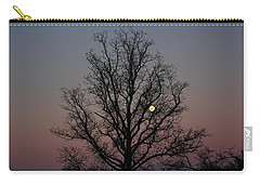 Through The Boughs Landscape Carry-all Pouch by Dan Stone
