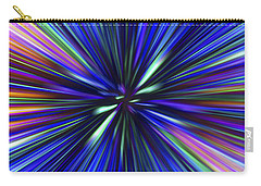 Through The Wormhole.. Carry-all Pouch by Nina Stavlund