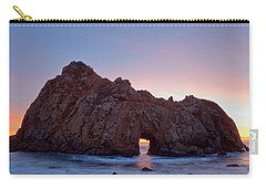 Thru The Gate Carry-all Pouch by Jonathan Nguyen