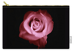 Carry-all Pouch featuring the photograph Thumbelina  by Micki Findlay
