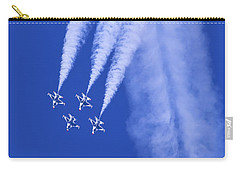 Thunderbirds Diamond Formation Downwards Carry-all Pouch