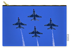 Thunderbirds Diamond Formation Undersides 2 Carry-all Pouch