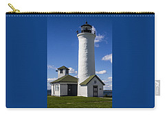 Tibbetts Point Lighthouse Carry-all Pouch by Ben and Raisa Gertsberg