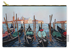 Tied Up In Venice Carry-all Pouch