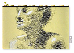 Tiffany Portrait Carry-all Pouch