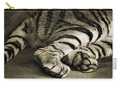 Tiger Paws Carry-all Pouch