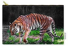 Tiger Tale Carry-all Pouch