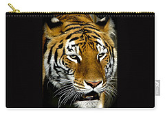 Tiger Tiger Burning Bright Carry-all Pouch