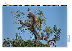 Tikal Furry Tree Carry-all Pouch