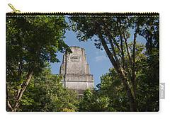Tikal Pyramid 4b Carry-all Pouch