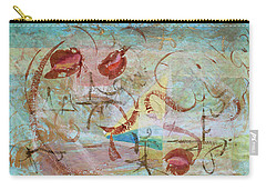 Time Softened Memory Carry-all Pouch by Asha Carolyn Young