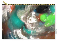 Carry-all Pouch featuring the photograph Time Traveler by Mike Breau