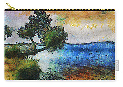 Time Well Spent - Medina Lake Carry-all Pouch by Wendy J St Christopher