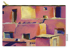 Timeless Adobe Carry-all Pouch by Stephen Anderson