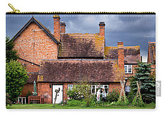 Carry-all Pouch featuring the photograph Timeless by Keith Armstrong