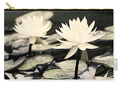 Carry-all Pouch featuring the photograph Timeless by Lauren Radke