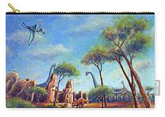 Timeless Carry-all Pouch by Retta Stephenson