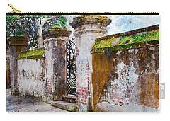 Brick Wall Charleston South Carolina Carry-all Pouch