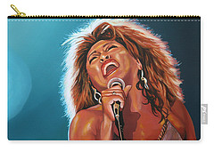 Tina Turner 3 Carry-all Pouch