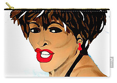 Tina Turner Fierce 3 Carry-all Pouch