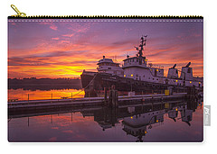 Titan Carry-all Pouch by Patricia Davidson