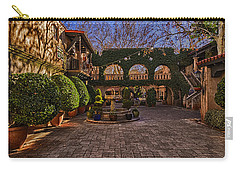 Tlaquepaque Village No.1 Carry-all Pouch