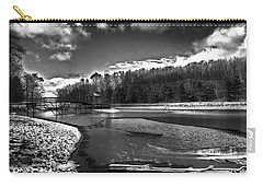 Carry-all Pouch featuring the photograph To Grand Mother's House by Robert McCubbin