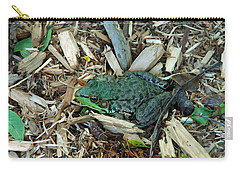 Toad Master Carry-all Pouch